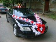 Audi A6 C6 черный