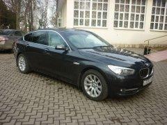 BMW Gran Turismo черный