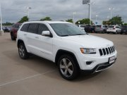 Jeep Grand Cherokee белый