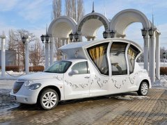 Limo Royal Phaeton белый