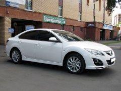 Mazda 6 белая