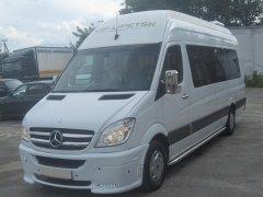 iMercedes-Benz Sprinter белый