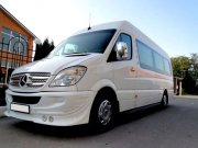Mercedes-Benz Sprinter белый
