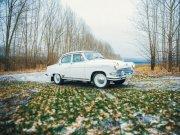 Волга ГАЗ-21 белый