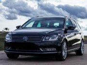 Volkswagen Passat B7 темный